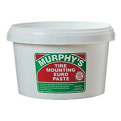 Murphy's Tire Mounting White Paste 8 Lb. Pail The Main Resource F1.0066