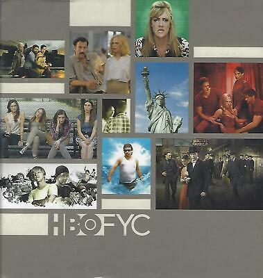 Hbo-2012 Emmy Fyc Box Set-24 Dvd Set-Game Of Thrones-George Harrison-More-Sealed