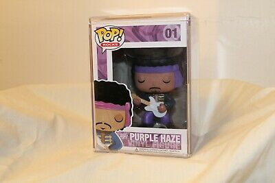 FunkoPop Purple Haze 01 Excellent Condition ! New Never Opened !