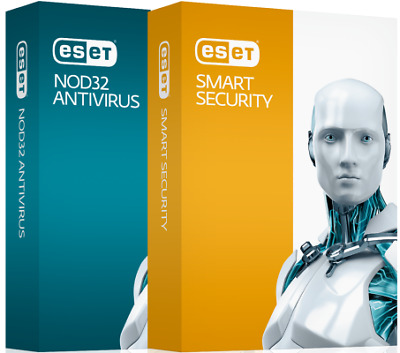 Eset NOD32 Antivirus Internet Security 4.0-12 1 PC 2 Years License key