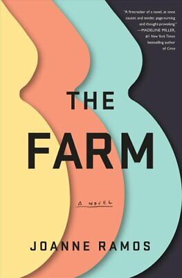 The Farm A Novel by Joanne Ramos 9781984854506 | Brand New | Free UK Shipping