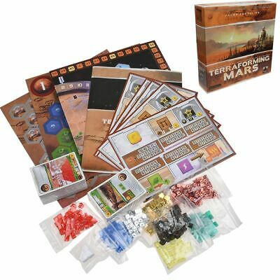Terraforming Mars Board Game - Build Your Economy and Transform The Planet UK