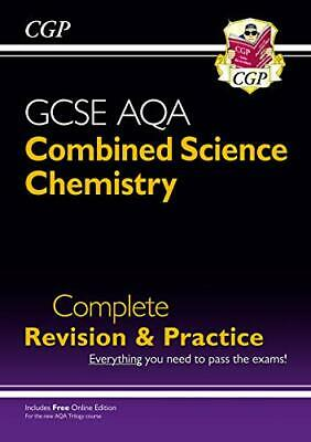 New 9-1 GCSE Combined Science: Chemistry AQA Higher Complete Revision & Practice