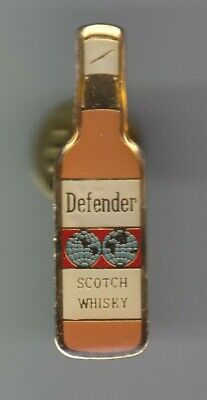 Rare Pins Pin's .. Alcool Vin Wine Scotch Whisky Whiskey Defender Ecosse ~Ei