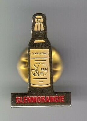 Rare Pins Pin's .. Alcool Vin Wine Scotch Whisky Whiskey Old Glenmorangie  ~Ei