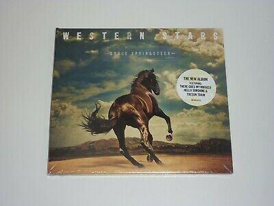 Bruce Springsteen - Western Stars Cd Mint/Sealed + Free Uk P&P
