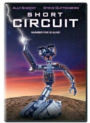Short Circuit (DVD) -NEW-