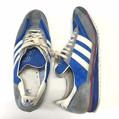 online store ecb9f a5182 Vintage ADIDAS SL 72 (Starsky shoes) Size 11.5 US Male