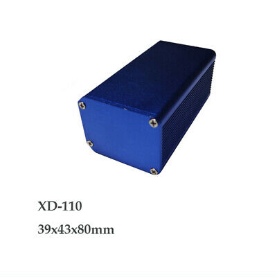 Aluminum Project Box Enclosure Case Electronic DIY Instrument Case 39x43x80mm