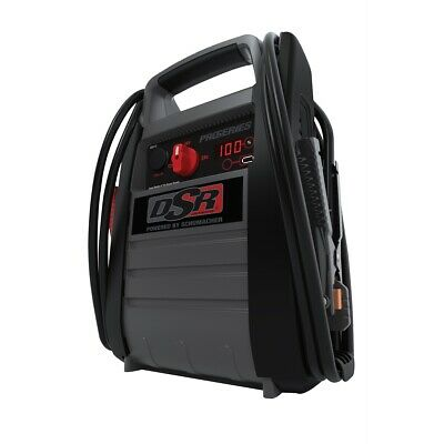 Jump Starter, ProSeries Double Battery Charge Xpress DSR115