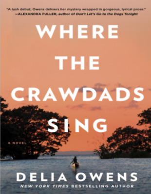 Where the Crawdads Sing by Delia Owens 2018 P.D.F