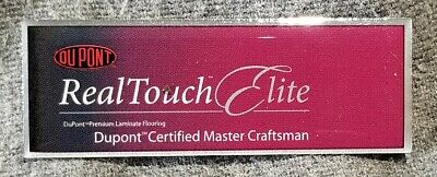 Lmh Pinback Broche Dupont Real Touch Elite Sol Stratifié Home Depot Craftsman