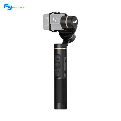 Feiyu G6 3Axis Action Camera Handheld Gimbal Stabilizer Wifi+Bluetooth Oled L7D8