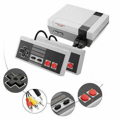 For Nintendo NES Mini Classic Game Console 620 Games Built In With 2 Controller