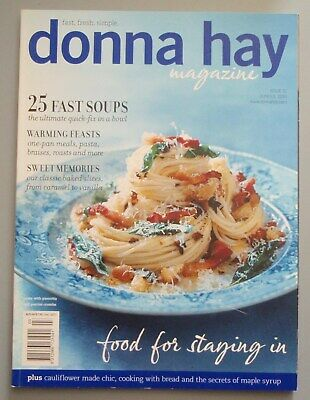 Donna Hay Magazine Issue 51 - SAVE 25% Bulk Magazine Discount