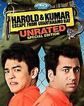 Harold  Kumar Escape from Guantanamo Bay (Blu-ray Disc and Art Only)