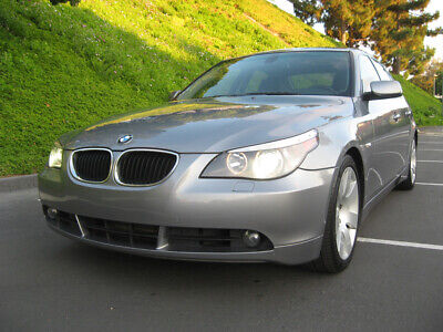 2005 BMW 5-Series 530i 2005 bmw 530i base 3.0l - Clean Title - 1 owner - Premium Package