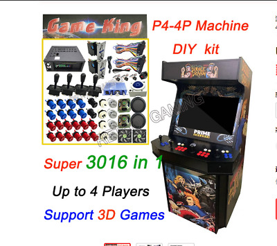 4 PLAYER X-ARCADE Builder's Kit USB/PS2 - $59.99 | PicClick on speaker for usb, pinout for usb, wiring diagram sata, power for usb, connector for usb,