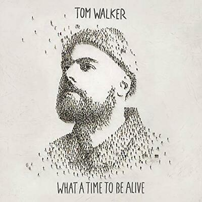 2370659 195716 Audio Cd Tom Walker - What A Time To Be Alive
