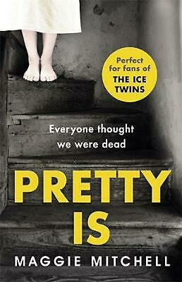 Pretty Is by Maggie Mitchell Paperback Book Free Shipping!