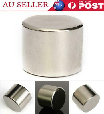 Super Strong Round Disc Magnets Rare-Earth Neodymium Magnet N52 25 X 20mm