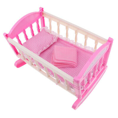 Reborn Baby Girl Doll Bed Realistic Reborn Baby Girl Doll Bed Doll Accessory