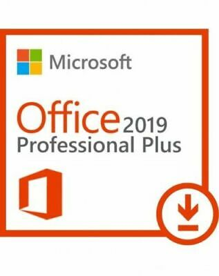 Office 2019 for 1PC **GENUINE RETAIL KEY**