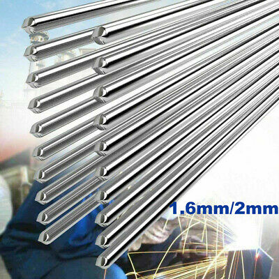 1.6mm/2mm 5-50Pcs Low Temperature Aluminum Welding Solder Wire Repair Rods