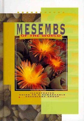 Mesembs of the world by Gideon Smith 9781875093137 | Brand New