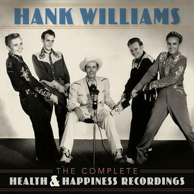 Hank Williams - Complete Health & Happiness Shows (NEW 2 x CD)
