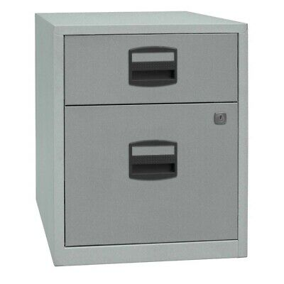 BISLEY Home Rollcontainer silber