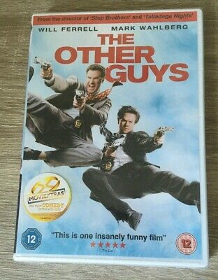 THE OTHER GUYS DVD (2011) Will Ferrell FILM DVD BNIW NEW SEALED GIFT PRESENT