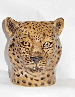 Quail Ceramics - Pencil Pot - Leopard