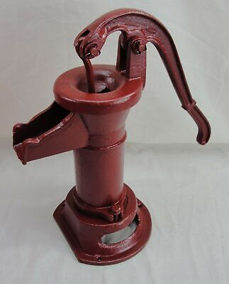 New Red Flotec Heavy Duty Fphp25 Cast Iron Manual Shallow Well Pitcher Pump