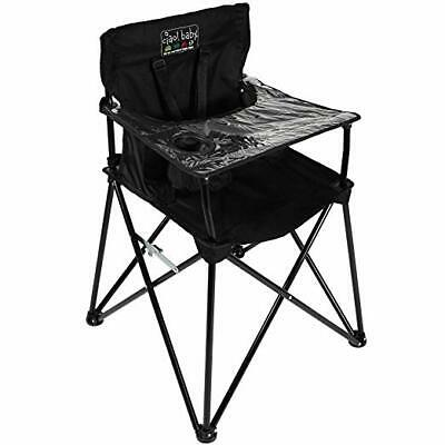 Pre Owned Ciao! Baby The Go Anywhere High Chair.  Black.