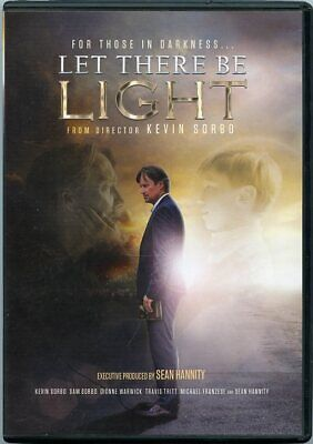 LET THERE BE LIGHT - Kevin Sorbo, Dionne Warwick - DVD - Inspirational