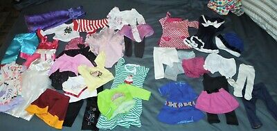 American Girl Doll Clothes Lot 18 Inch Assorted