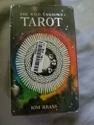 The Wild Unknown Tarot Deck Rider-Waite Oracle Set Fortune Telling Cards 78pcs