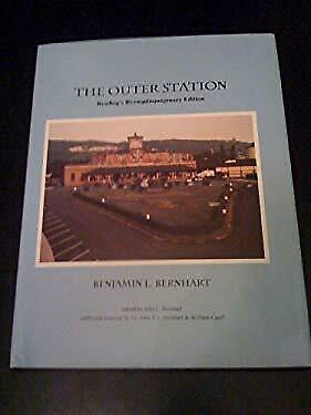 The Outer Station, Reading, Pennsylvania by Benjamin L. Bernhart