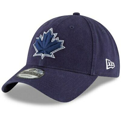 pretty nice 3918a da702 New Era Toronto Blue Jays Navy Core Classic Secondary 9TWENTY Adjustable Hat