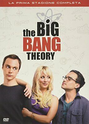 The Big Bang Theory - Stagione 1 (DVD) (t7p)