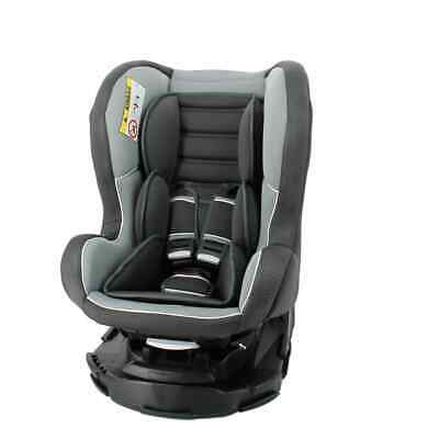 Nania Baby Car Seat 0+1+2 Grey Children Vehicle Safe Protector Guard Chair