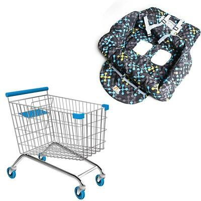 Baby Sling Hammock, Shopping Supermarket Trolley High Chair Cover Kid Seat Cart
