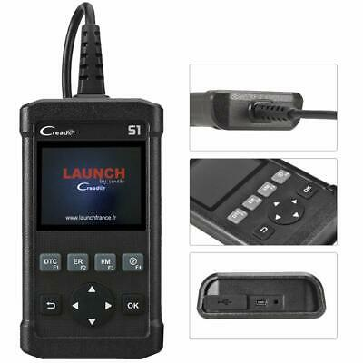 Launch CR S1 CReader OBD Diagnose Scanner Tester in Deutsch Updates kostenlos