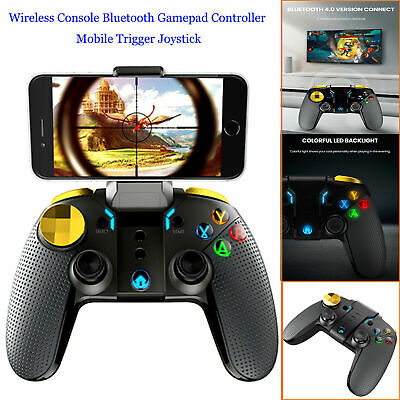 Portable Gaming PUBG Mobile Wireless Gamepad Console Controller for Android IOS