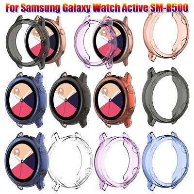 Protector Cover TPU Watch Case 40mm For Samsung Galaxy Watch Active SM-R500