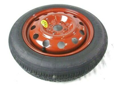 Spare Wheel Tyre Dunlop T2 Fiat Marea 1.9 77KW 5P D 5M (2000) Replacement Used