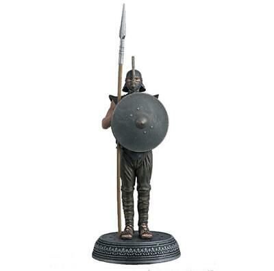 HBO Game Of Thrones Eaglemoss #17 Unsullied Warrior WITH MAGAZINE