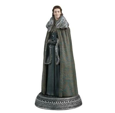 HBO Game Of Thrones Eaglemoss Figurine Collection #25 Catelyn Stark Figure