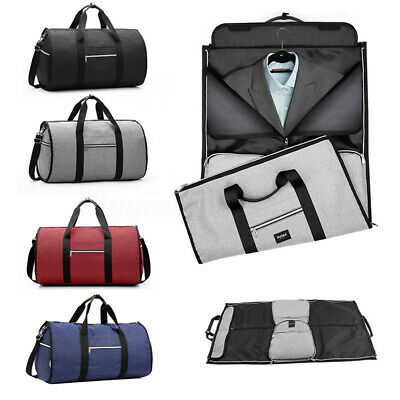 Suit Garment Long Dress Travel Luggage Bag for Hanging Clothes Carrier Cover New